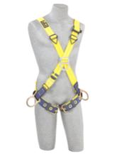 Cinturão Tipo Paraquedista para Escalada/Posicionamento Estilo Cruzado CA:35973 (Locação)