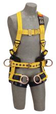 Cinturão Tipo Paraquedista Estilo Colete para Escalada de Torre CA:36245 (Locação)