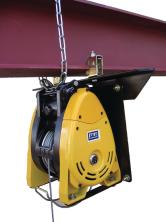 Sistema Remoto Motorizado de Cabo de Manobra para Trava-Queda Autorretrátil (Locação)