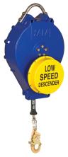 Dispositivo de Descida de Emergência Rollgliss Baixa Velocidade com Cabo de Aço Inox 35m (Locação)