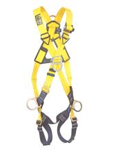Cinturão Tipo Paraquedista para Escalada/Posicionamento Estilo Cruzado CA:35984 (Locação)